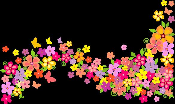 #flowerborder #floralsticker