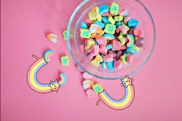 candystickers cereal candy marshmallows luckycharms freetoedit