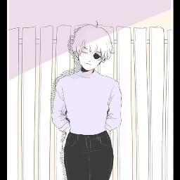 kaneki pastel aesthetic