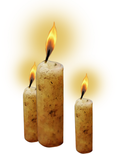 #candles