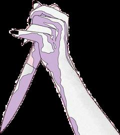 aesthetic knives knife cute kawaii