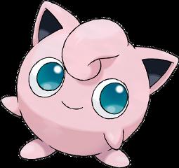 animestickers anime kawaii jigglypuff pokemon