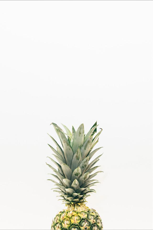 Create magic! #FreeToEdit #pineapple #minimal #fruit #object #nature