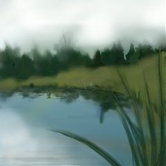 Draw,a,picture,of,lakes,and,ponds,to,enter!