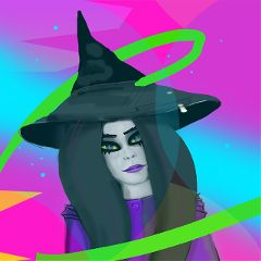 Witch,drawing,will,win,this,Challenge?,For,yours,to,get,the,prize,,draw,witches,at,work!,