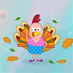 Let's,see,what,you've,got!,Draw,a,#FunnyTurkey,to,enter,the,Weekly,Draw,Challenge.