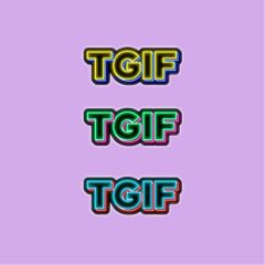 Celebrate,Friday,by,creating,awesome,Thank,Gosh,It's,Friday,Stickers,for,the,win!
